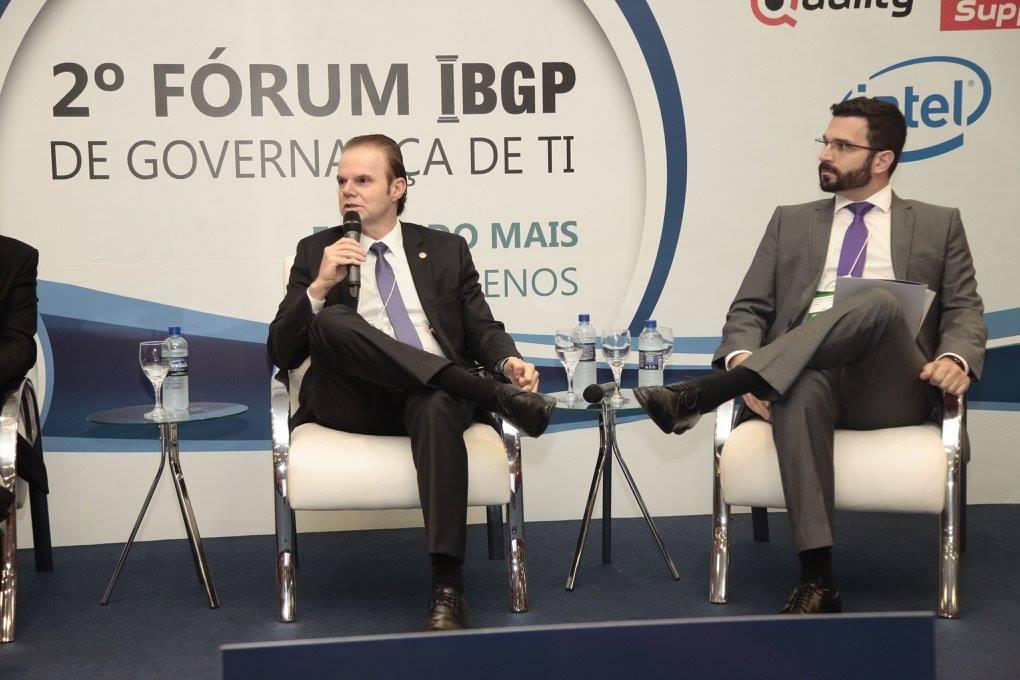2o Fórum IBGP de Governança de TI 2016
